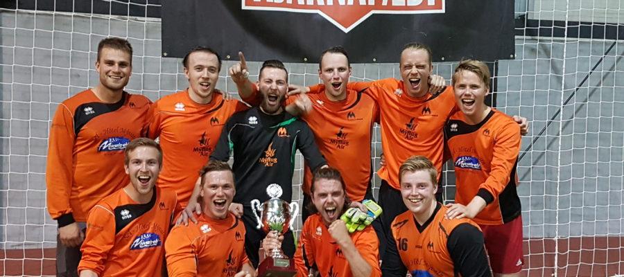 FC Mývetningur bikarmeistarar Kjarnafæðideildarinnar